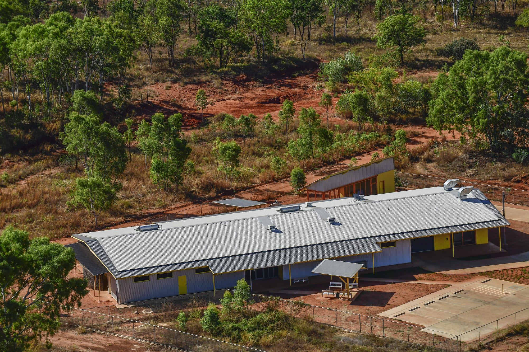 building a medical centre