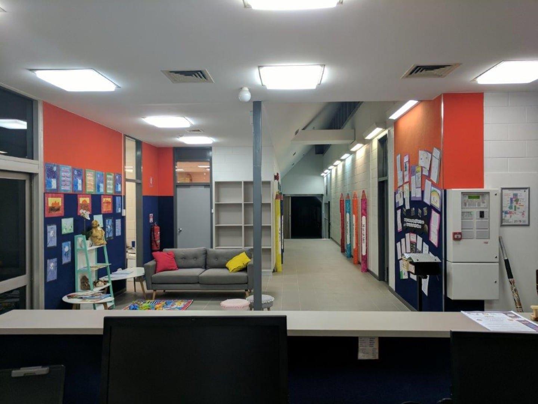 Primary School Entry Upgrade Upgrade Darwin