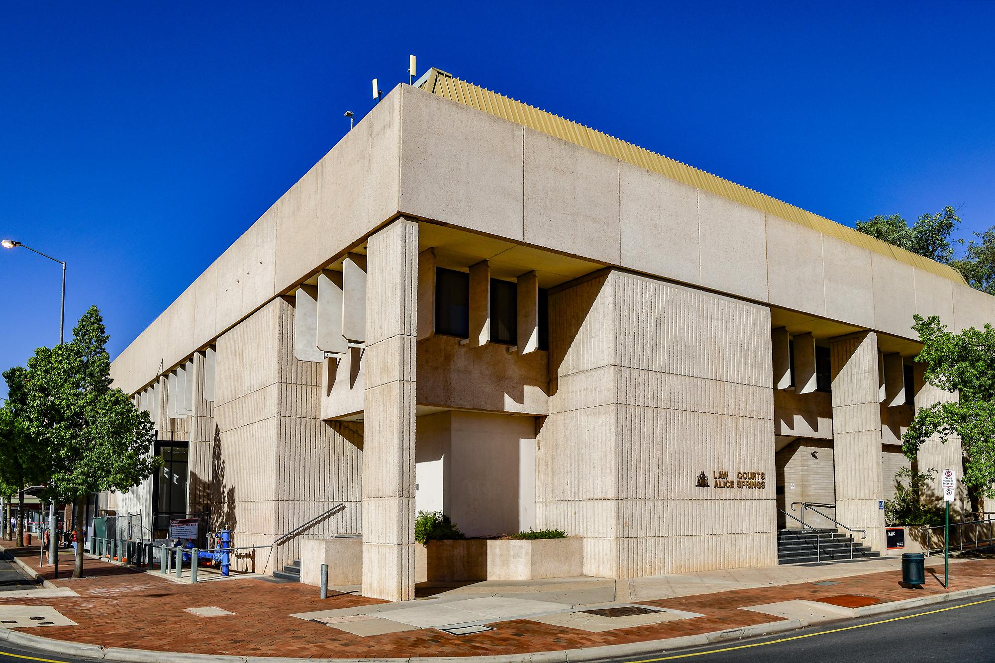 Alice Springs Local Court Refurbishment Companies